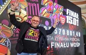 Rekord WOŚP: zebrano ponad 105 mln zł