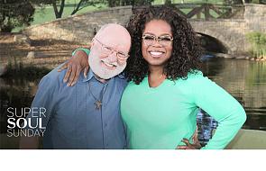 """Zakonnik, który jest """"duszpasterzem"""" Oprah"""