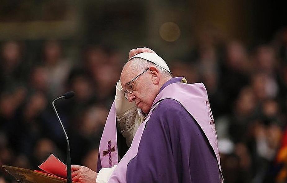 Papieskie rekolekcje: Judasz odsłania, jacy jesteśmy