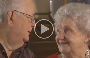 Byli małżeństwem przez 75 lat. Zdradzają, że kluczem do szczęścia jest modlitwa i... seks