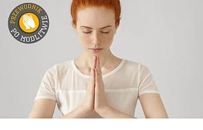 Pokonaj rozproszenia na modlitwie