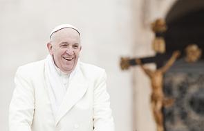Franciszek na twitterze o Bożym miłosierdziu