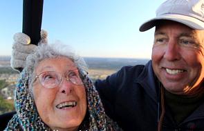 91-latka zrezygnowała z chemioterapii i wyruszyła w ostatnią podróż