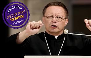 Bp Ryś: przestańcie się zbroić na kogokolwiek!