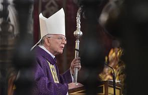 Abp Jędraszewski: naszą nadzieją jest Zmartwychwstanie Chrystusa