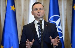 Spotkanie prezydenta, premier i szefów MSZ i MON
