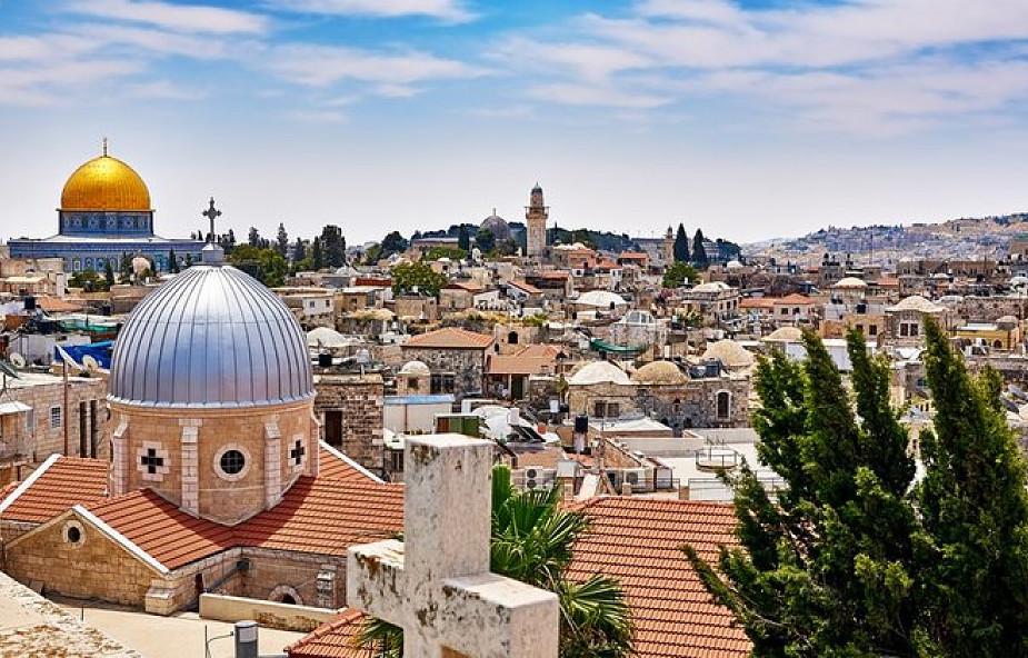 Jerozolima: rozpoczęły się obchody Triduum Paschalnego