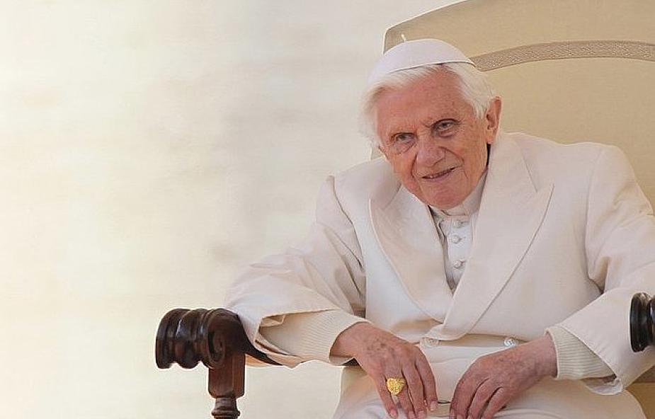 Benedykt XVI będzie świętował urodziny 17 kwietnia
