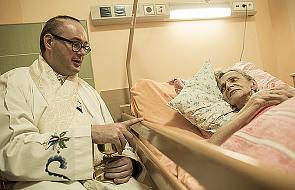 W hospicjum można czuć się jak w SPA i zamieszkać z kotem
