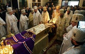 Warszawa: uroczystości pogrzebowe abp. Jeremiasza