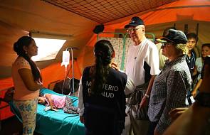 Polacy ruszają na pomoc ofiarom powodzi w Peru