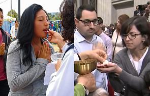 Przyjmowanie Komunii świętej: do ust czy na rękę?