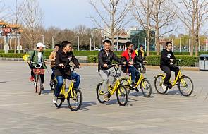 Chiny: wielki powrót roweru jako środka komunikacji