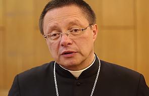 Bp Ryś: Kościół ma ciało, które nie zawsze jest chwalebne