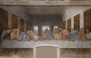 """""""Ostatnia wieczerza"""" da Vinci zostanie odrestaurowana"""