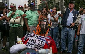 Wenezuela: śmiertelne ofiary demonstracji