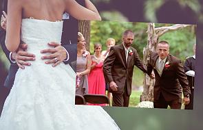 Ślub, którego nie da się zapomnieć [ZDJĘCIA]