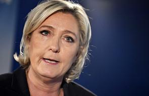 Premier Francji skrytykował Le Pen za jej wypowiedzi