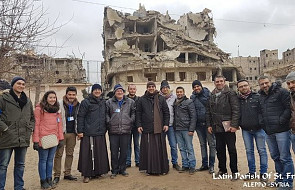 Aleppo: Kościół wesprze młode małżeństwa, również muzułmanów