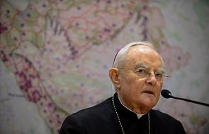 Abp Hoser: nie wolno organizować pielgrzymek do Medjugorie