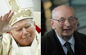 3 spotkania Jana Pawła II z Władysławem Bartoszewskim