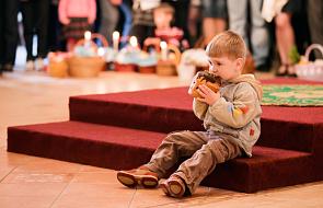 Pięć typów rodziców na Mszy dla dzieci