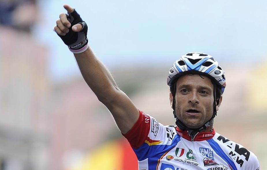 Włoski kolarz Michele Scarponi zginął w wypadku