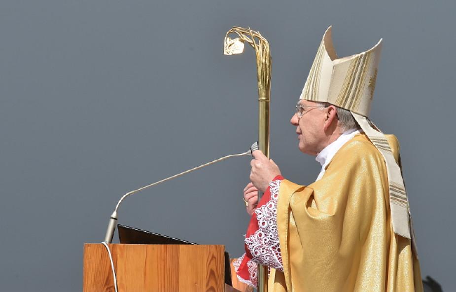 Abp Jędraszewski: to było największym pragnieniem św. Faustyny