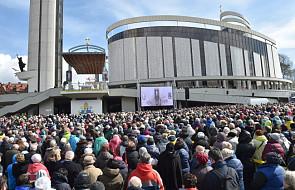 Łagiewniki: modlitwa w intencji sprawców zamachów terrorystycznych