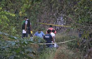 Meksyk: 35 osób zginęło w walkach gangów narkotykowych