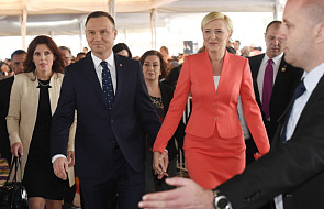 Trwa spotkanie prezydentów Polski i Meksyku