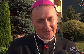 Polski biskup konsekrował kościół pw. Miłosierdzia Bożego w Afryce