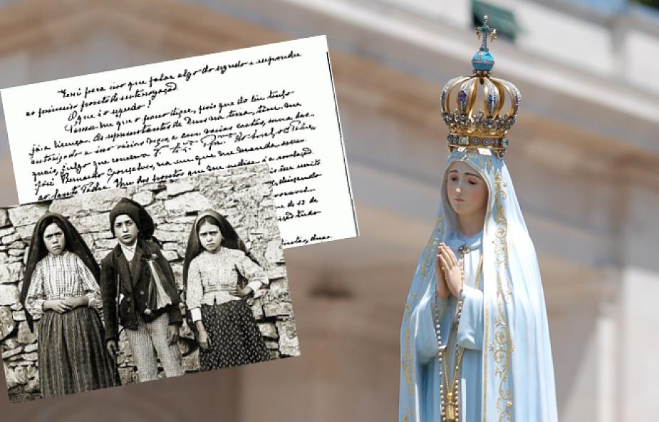 Poznaj treść trzech Tajemnic Fatimskich