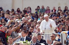 Franciszek: ludzkość potrzebuje świadków Ewangelii