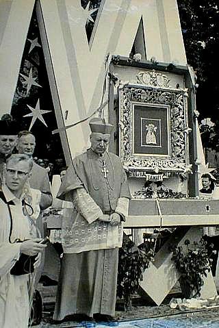 Cudowne uzdrowienie Prymasa Tysiąclecia - zdjęcie w treści artykułu