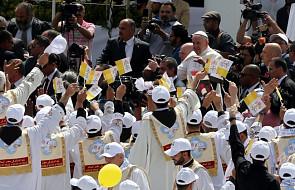 Koptowie podziękowali papieżowi za starania na rzecz pokoju