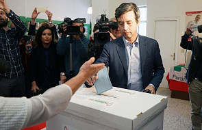 Renzi wygrał prawybory w Partii Demokratycznej