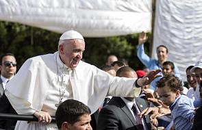 Papież udzielił w Egipcie specjalnego błogosławieństwa