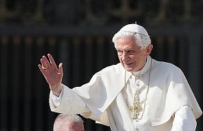 To nie jest przypadek, że Benedykt XVI ustąpił właśnie wtedy