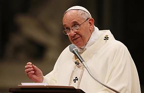 Papież zachęca mieszkańców Chicago do walki z przemocą