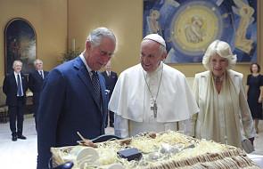 Papież Franciszek przyjął księcia Karola