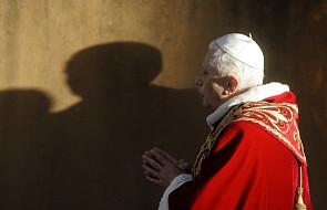 Abp Gänswein o rezygnacji Benedykta XVI