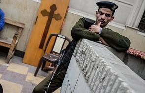Świat potępia zamachy na kościoły koptyjskie w Egipcie