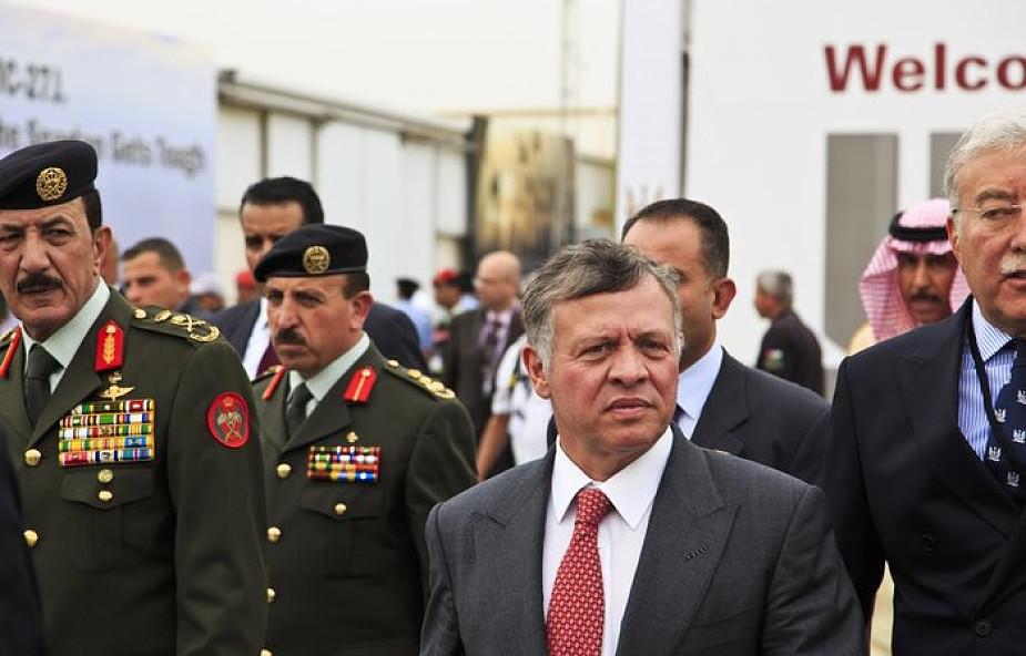 Abdullah II przyjął abp. Pizzaballę oraz bp. Shomali
