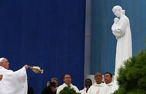 Papież: to jedno słowo opisuje największe cierpienie Maryi