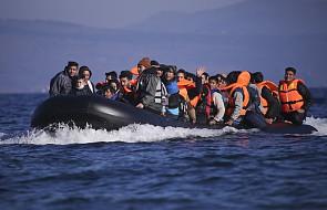 Libijska straż po raz pierwszy pomogła migrantom