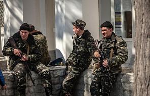 Ukraina: żołnierze dostają zastraszające sms-y