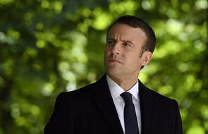 Macron przyjedzie w poniedziałek do Berlina