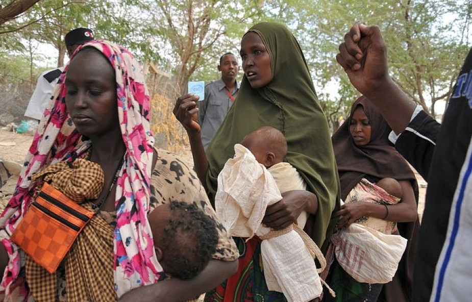 Somalia zmaga się z klęską głodu i dżihadem