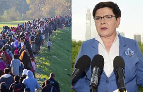 """""""Rz"""": papieżnaciska na premier w sprawie uchodźców"""